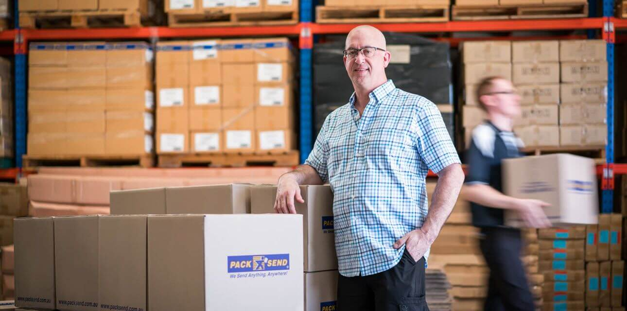 PACK & SEND - Australia's Best Rated Courier, Freight