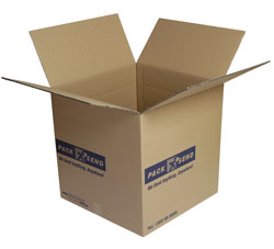 PACK & SEND 63 cube carton
