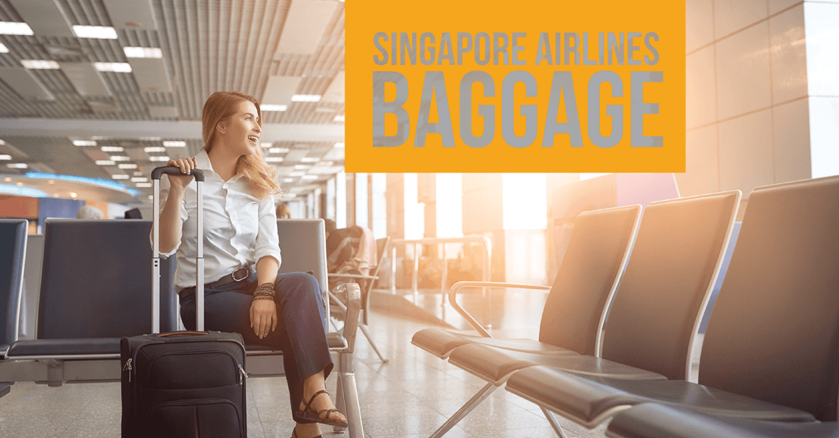 singapore airlines excess baggage